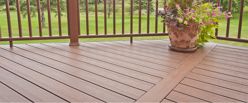 Composite Decking | Midwest Manufacturing