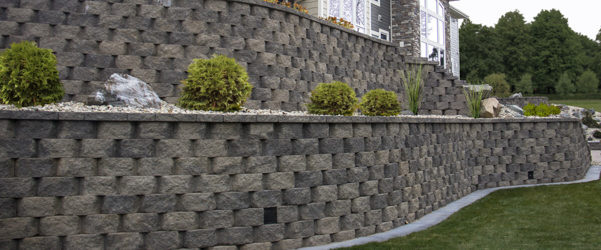 Retaining Wall Design Midwest Manufacturing