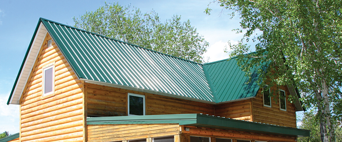 Pro Rib Multi Tone Architectural Residential Steel Roofing